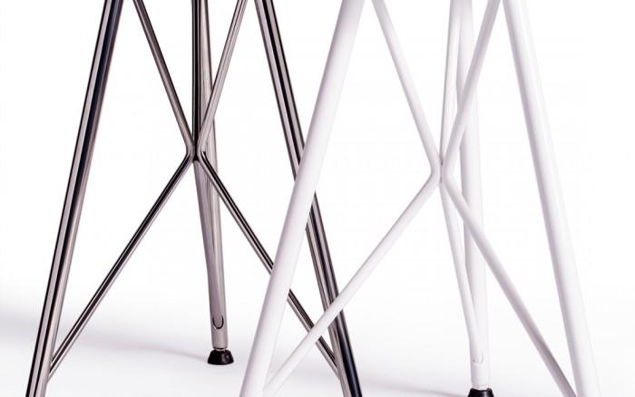 Alma stool by Amarist studio