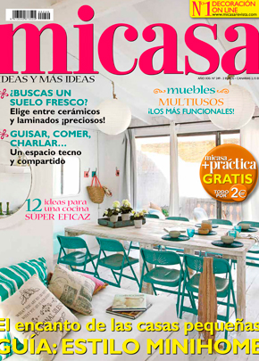 Amarist studio at Mi Casa magazine