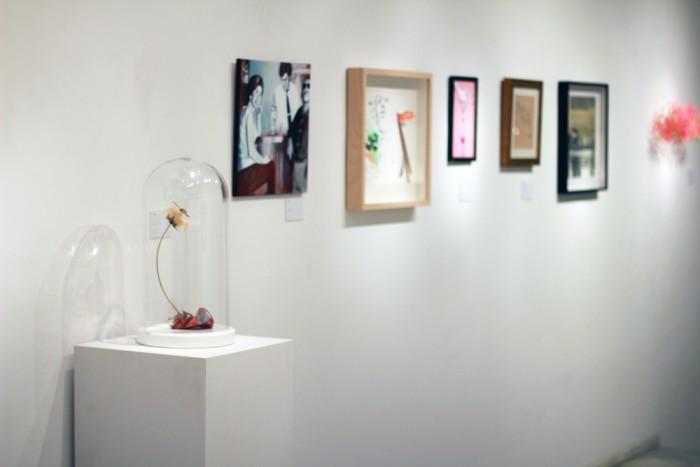 Amarist exhibition at N2 Gallery
