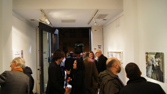 Amarist exhibition at N2 Gallery