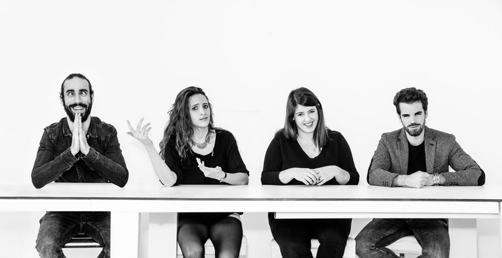 Amarist studio team