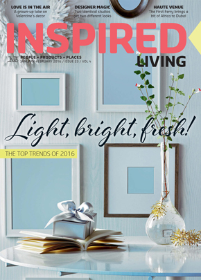 Amarist studio at Inspired Living magazine Design Days Dubai