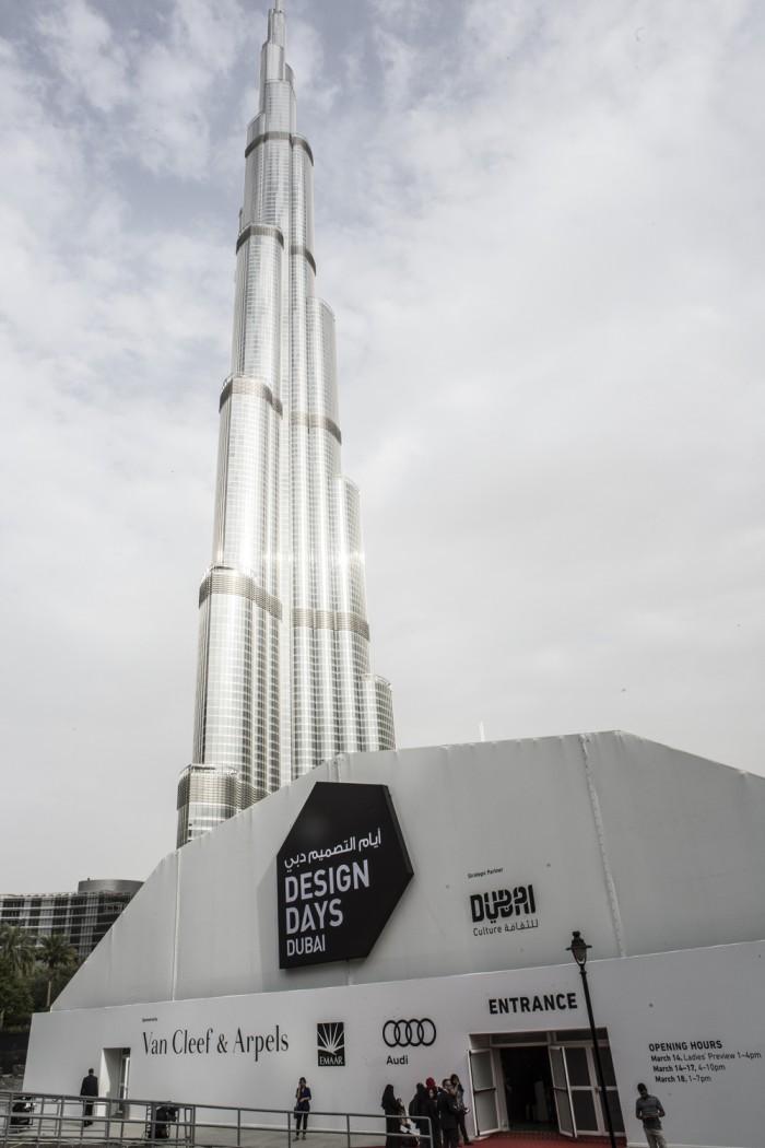 Barcelona Design Gallery presents Amarist studio at Design Days Dubai