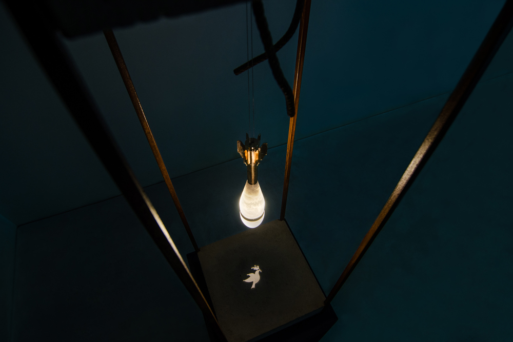 Angels&Demons Lamp by Amarist studio