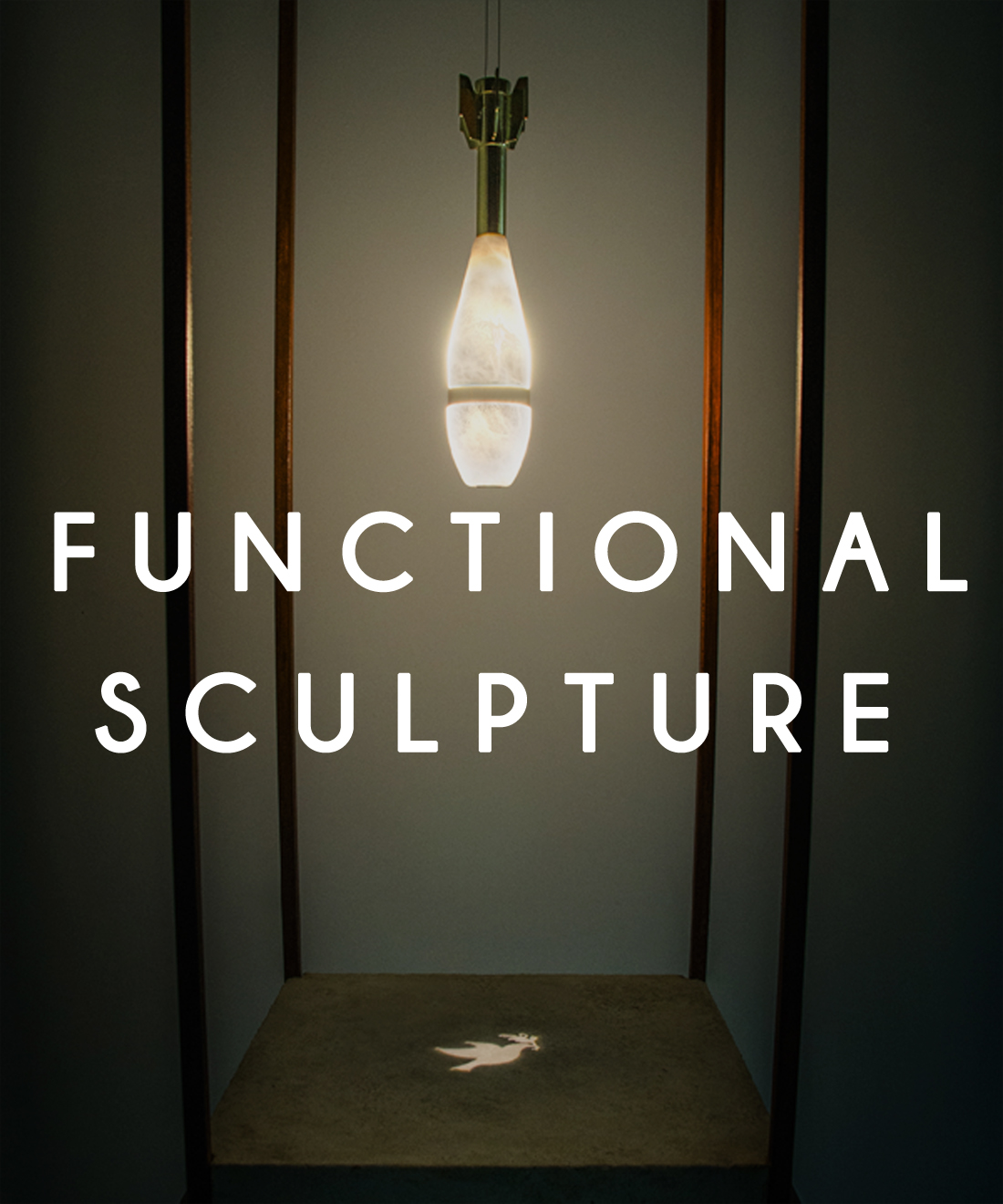 Functional sculpture by Amarist studio