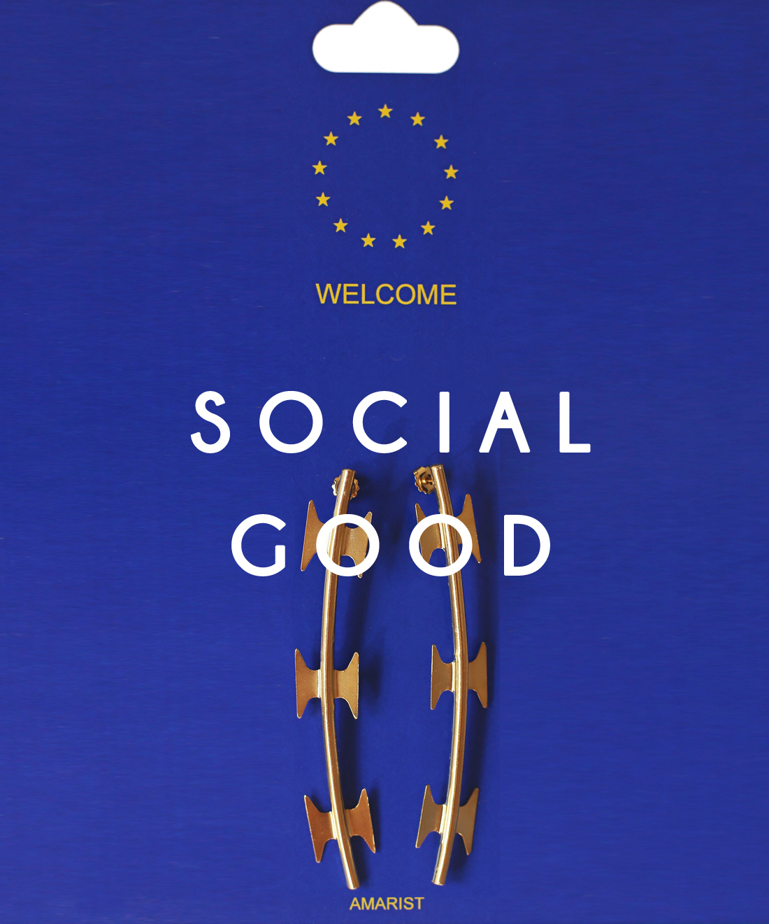 Social good design by Amarist studio