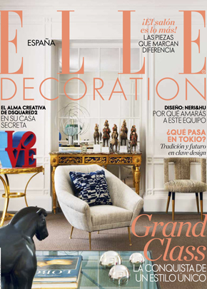 Amarist at Elle Decoratio magazine