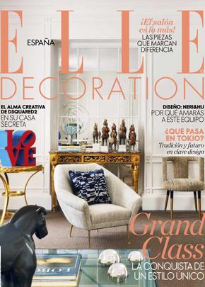 Amarist at Elle Decoratio magazine
