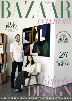 Amarist studio at Harper´s Bazaar Magazine - Welcome Lamp