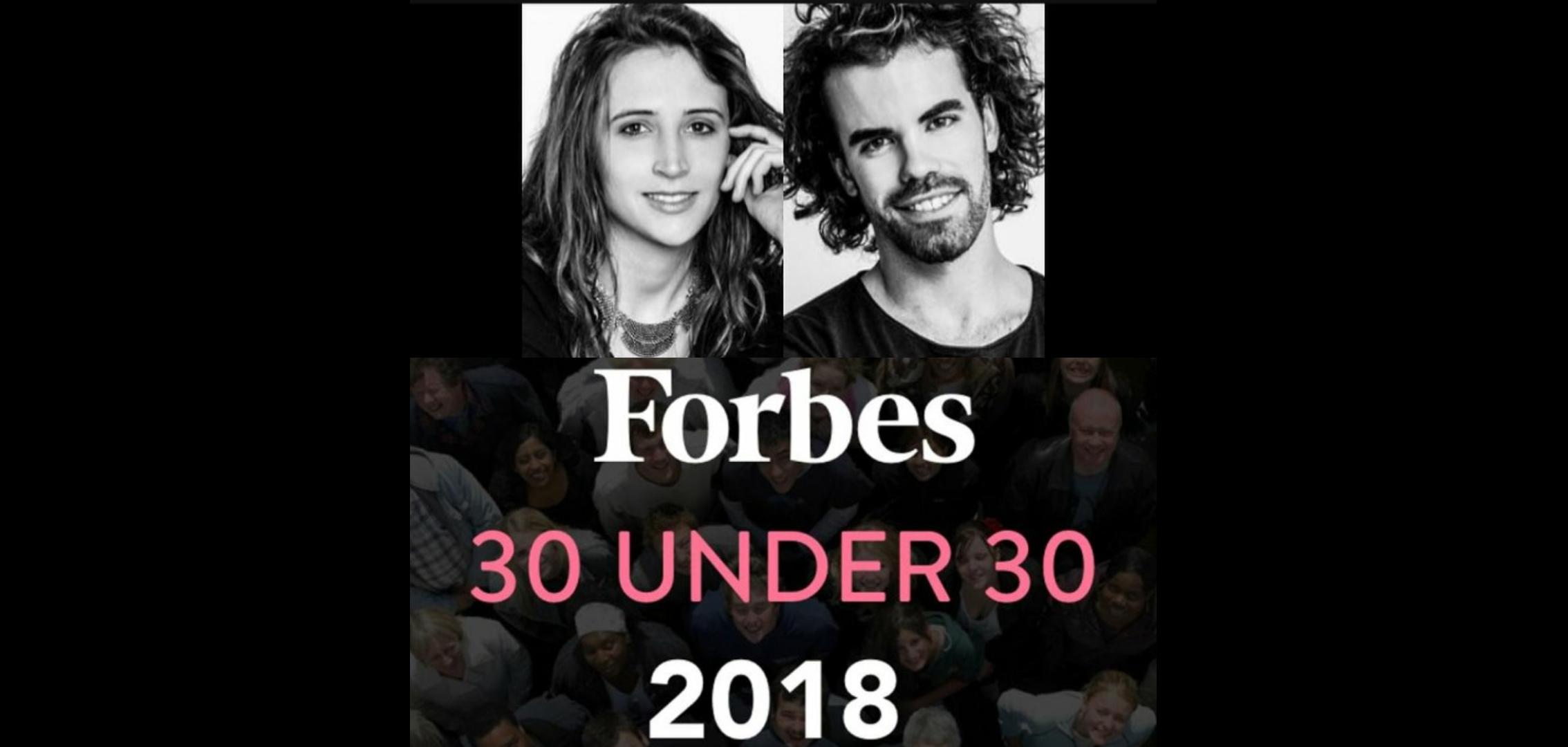 Amarist - Forbes 30 under 30