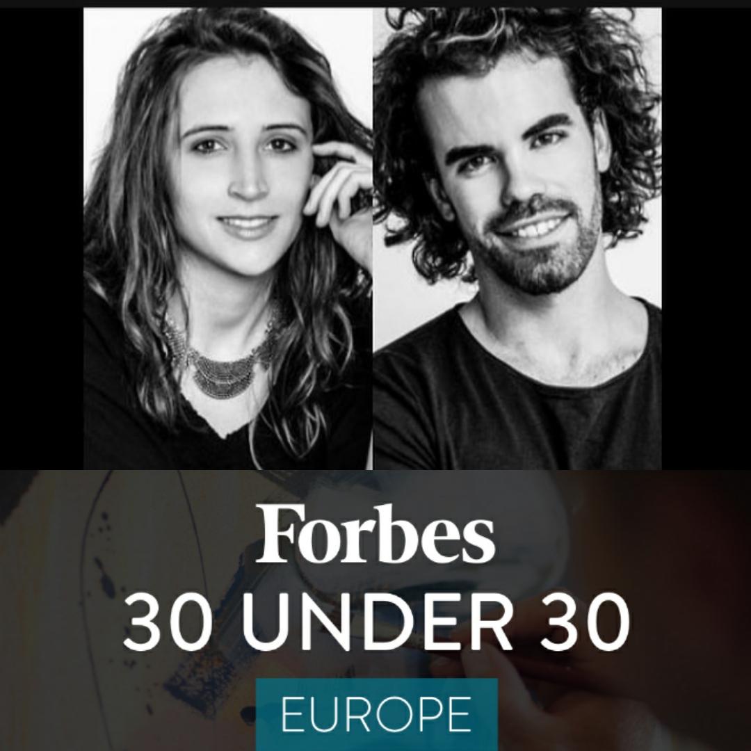 Amarist - Forbes 30 under 30 Europe