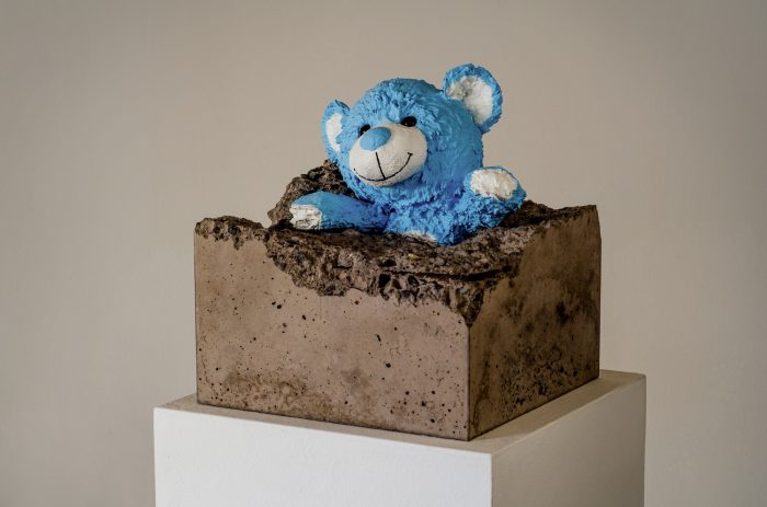 Teddy Bears sculpture by Amarist studio (4)