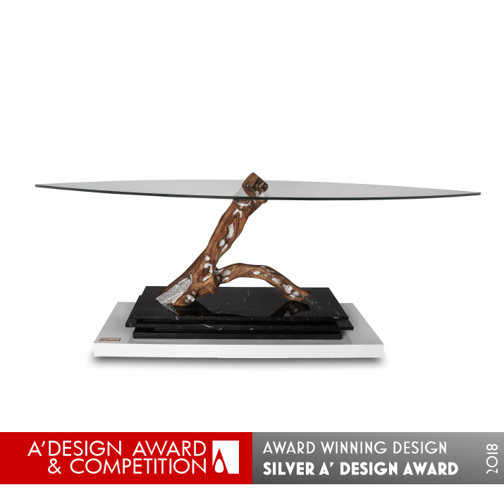 SILVER A' DESIGN AWARD - Luxury - Amarist Studio