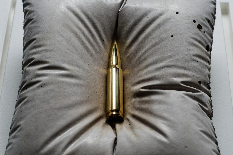 Gold Bullet by Amarist Studio