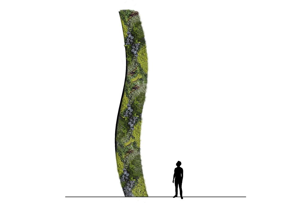 Amarist - Garden sculpture