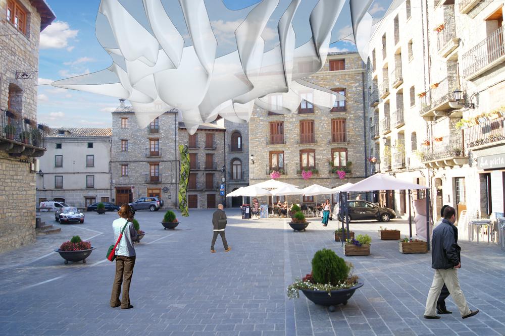 Amarist - Plaza Boltaña