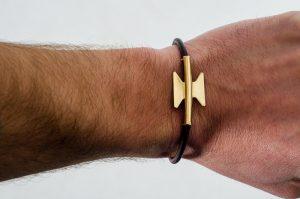 Welcome solidarity bracelet by Amarist studio