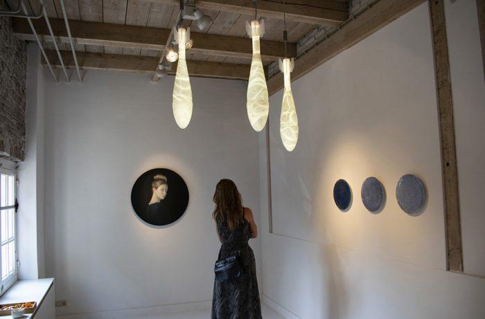 Amarist Studio Exhibition at Priveekollektie gallery