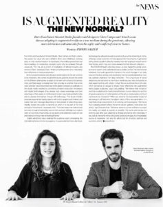 Amarist Studio in Harper's Bazaar Magazine